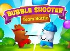 Bubble Shooter Saga 2 Team Battle